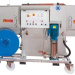 Konteinerių plovimo mašina LAV10